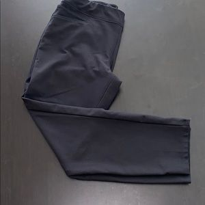 Adidas 3/4 Black Athletic Performance material pnt